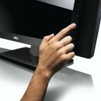 Stereo-Anlage, DVD-Player und Rekorder, Spielekonsole undn Fernseher will Dell beim XPS One in einem Gerät vereinen. Die Bedienung erfolgt wahlweise per Fernbedienung oder mit Hilfe von berührungsempfindlichen Tasten.