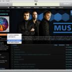 Im iTunes Store können Nutzer Musik, Filme und Fernsehsendungen über Facebook und Twitter empfehlen.