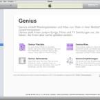 """Apple erweiterte die Genius-Funktion um """"Genius Mixes"""". Bis zu zwölf automatisch generierte Playlisten ordnen sich nun nach der passenden Stilrichtung."""