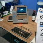 Ein HTPC mit zwei Tastaturen.
