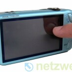 7,62 Zentimeter misst der Touchscreen in der Bilddiagonalen.