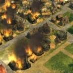 Auch im virtuellen Mittelalter herrscht nicht immer eitel Sonnenschein - Brände bedrohen die Siedlungsidylle und fordern schnelles Handeln.