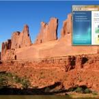 Felsen-Landschaft in de USA, Quelle: Lifehacker