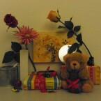 Zimmerbeleuchtung ein, Blitz aus: ISO 1600, Blende 4.0, 1/320 Sekunde.