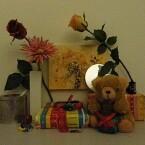 Zimmerbeleuchtung ein, Blitz aus: ISO 3200, Blende 5.0, 1/320 Sekunde.
