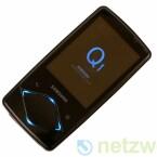 Der Samsung YP-Q1 ist ein umfangreich ausgestatteter MP3-Player mit einem sehr guten Preis-Leistungsverhältnis.