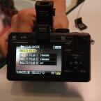 Neben Fotos nimmt die Kamera auch HD-Videos auf.