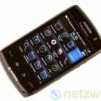Der Blackberry Storm 2 ist das Nachfolgemodell des ersten Storm. Er ist exklusiv bei Vodafone erhältlich.