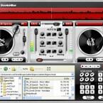 Das zweite Plugin ist ScratchBox. Der Nutzer kann sich mit dem Programm als DJ betätigen und über die virtuellen Schallplatten scratchen üben.
