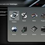 Die Konfiguration des Programms ist durchdacht und umfangreich. Jedes Detail kann individuell angepasst werden.