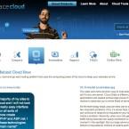 Der Kunde hat bei RackSpace die Wahl zwischen drei verschiedenen Produkten: Cloud Servers, Cloud Sites und Cloud Files.