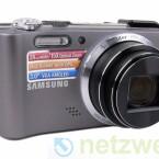15-facher Zoom und CCD-Bildsensor mit 12,1 Megapixeln.