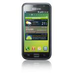 Der vier Zoll große Super-AMOLED-Bildschirm ist ganz klar das Highlight des Samsung Galaxy S.
