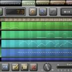Mit dem iPhone-App Xewton Music Studio erhält der Nutzer ein komplettes Musik-Studio, mit dem er bis zu 128 Spuren mit 21 virtuellen Instrumenten aufnehmen kann.