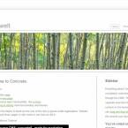 Über eine Symbolleiste kann der Anwender die Inhalte der neuen Webseite direkt im Frontend verändern.