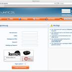 Die Registrierung ist ganz einfach: Benutzername, Email-Adresse und ein Passwort genügen.