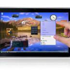 Sieht dem iPad ziemlich ähnlich. Bietet aber einen 10,2 Zoll großen LCD-Touchscreen.
