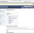 Mozilla geht nicht den Weg von Opera - Firefox Home wird ganz anders gestaltet sein.