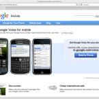 Google hat für den Voice-Telefondienst einfach eine Weboberfläche entwickelt.