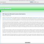 Die Open Source Initiative hat die MS Public License als volle freie Lizenz anerkannt.