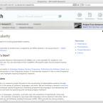 Singularity ist eine Konzeptstudie unter freier Lizenz aus den Forschungslaboren.
