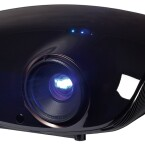 Lichtstarke Projektionen mit ausgewogenen Farben und scharfer Zoomoptik: der Samsung SP-A 600 B. (Bild: netzwelt)