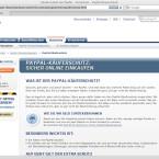 Als Zahlungsmittel ist PayPal für das Ausland ideal, da es den Käuferschutz bietet.