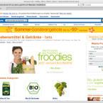 Discountern droht Wettbewerb von dritter Seite: Amazon liefert jetzt auch Lebensmittel.
