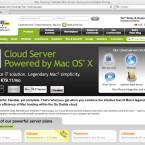 Einer der größten Registrare von Domains ist GoDaddy. Der Betreiber bietet günstige Mac-Pakete auf Basis von Parallels.