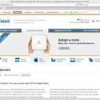 Recht günstig kommen Kunden an einen dedizierten Mac Mini beim kanadischen Webhoster iWeb.