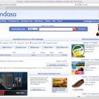 Mein Andasa zeigt, welche Provisionen der Teilnehmer bereits gesammelt hat. Neue Kunden bekommen 10 Euro geschenkt.