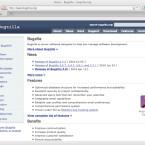 Das freie Programm Bugzilla verwaltet Fehler und Probleme in vielen Software-Projekten.