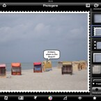 Eine komplette Bildbearbeitung für die eigenen Fotos bietet Photogene.