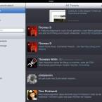 Der kostenlose Twitter-Client Twitterrific bietet alle wichtigen Funktionen zur Benutzung des Microblogging-Dienstes.