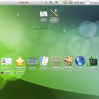 OpenSUSE 11.3 besitzt eine eigene Oberfläche für Netbooks oder andere Geräte mit kleinem Bildschirm. (Bild: Novell)