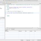 Wer eine Webseite basteln möchte, sollte sich den HTML- und CSS-Editor aus den WebTools ansehen.