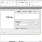 Die neue Druckfunktion bietet nun auch eine schöne Vorschau zum Dokument.