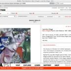 Das MoMa in New York hat seine gesamte Sammlung mit Bildern und Erklärungen ins Netz gestellt.