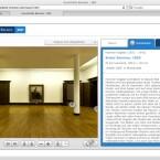 Seitdem die Kunsthalle Bremen zur Sanierung geschlossen ist, stehen die Exponate im Netz zur Ansicht.