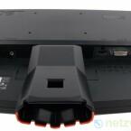 Drei Anschlüsse für ein gutes Bild: HDMI, DVI und VGA.