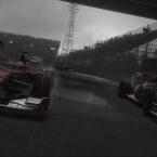 Die Wetter-Engine in F1 2010 hält so manche Tücken bereit.