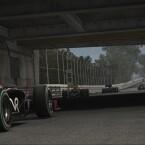 Im Karrieremodus erlebt der Spieler sämtliche Szenen aus der Fahrerperspektive.