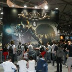 Am Stand von Publisher Jowood konnten die Gamescom-Besucher sich von der Qualität des neuen Gothic-Teils überzeugen. (Bild: netzwelt)
