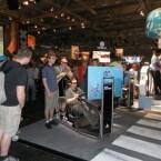 Heiß begehrt eine Probefahrt in Gran Turismo 5 auf der Gamescom. (Bild: netzwelt)