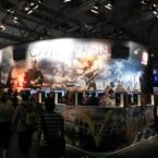 Auf dem Weg zur Weltherrschaft: Besucher der Gamescom konnten den neuen Strategie-Hit bereits Probe spielen. Ab September soll es auch im Internet eine Demo-Version geben. (Bild: netzwelt)