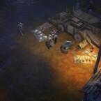 Fliegende Händler begleiten den Spieler im dritten Diablo, dass enthüllte Blizzard auf der Gamescom. (Bild: Blizzard)