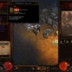 Der Spieler kann sich hier mit neuen Ausrüstungsgegenständen eindecken. (Bild: Blizzard)