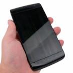 Bei längeren Telefonaten kann der Arm beim Dell Streak schon lahm werden.