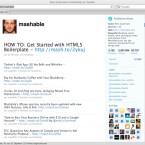 Der Mashable-Gründer Pete Cashmore hat auf Twitter mehr als zwei Millionen Follower.