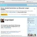 Alexander Lengen hat bei Twitter schon zahlreiche Freunde gesammelt.